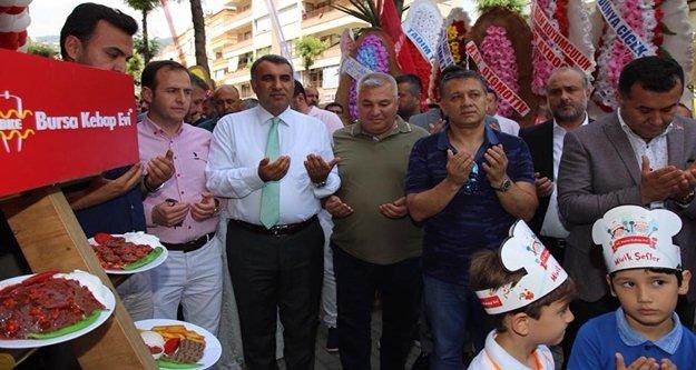 Bursa'nın meşhur köftesi Alanya'da