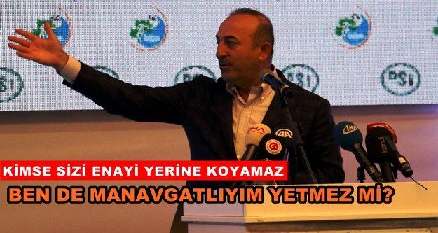 Çavuşoğlu Ak Parti'nin Antalya Listesini yorumladı