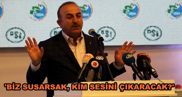 Çavuşoğlu: 'İsrail hesap verecek'