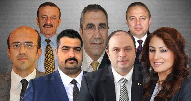 İYİ Parti'den 7 isim aday adayı oldu!