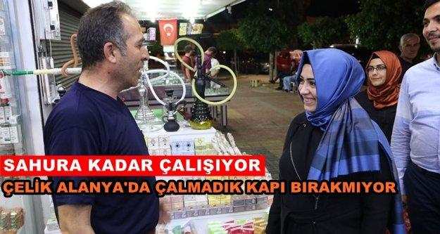 """Milletvekili Çelik: 'Türkiye şaha kalkacak"""""""