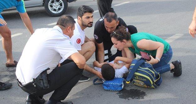 Oğullarını kanlar içinde gören anne baba gözyaşlarına boğuldu