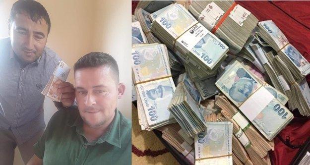 Otostopta unutulduğu iddia edilen 500 bin lira olayı uydurma çıktı
