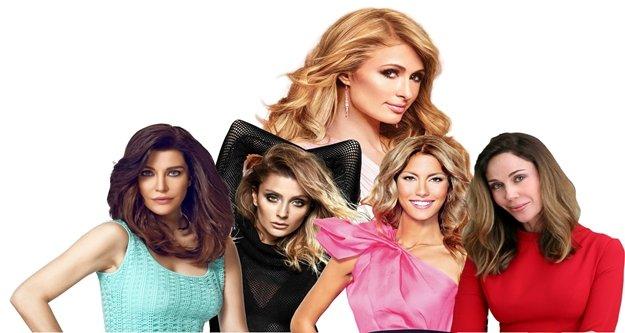 Paris Hilton'a Türk mankenler eşlik edecek