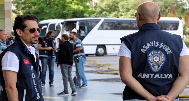 Ramazan öncesi 4 bin polisle 'huzur' operasyonu