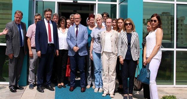 Rusya Federasyonu heyeti Türkiye'de