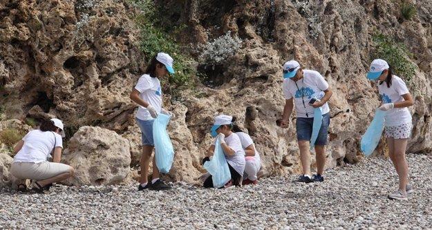 Sezon öncesi sahil ve deniz temizliği