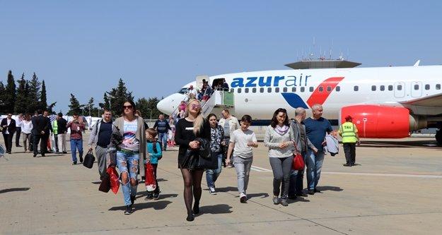 Turist sayısında yüzde 47'lik artış var