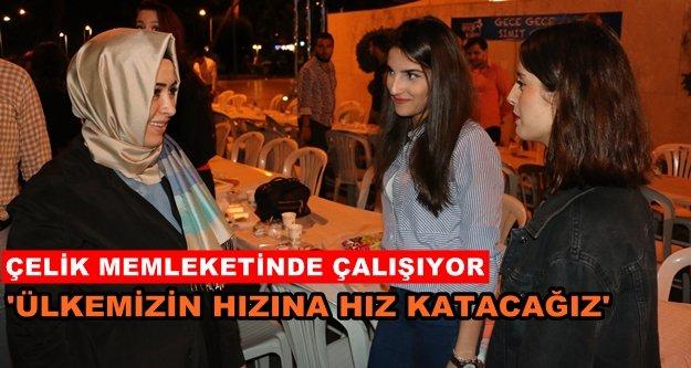 """Ak Parti'li Çelik: 'Ulusal güvenliğimiz kırmızı çizgimizdir"""""""