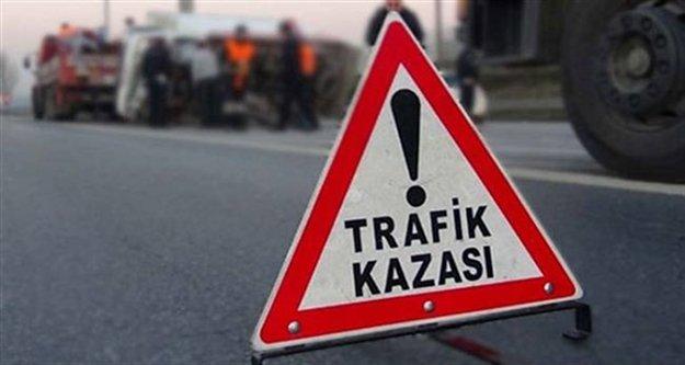 Alanya'da 2 ayrı kazada 2 kişi yaralı