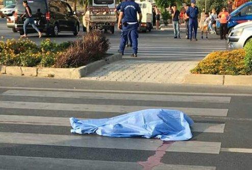 Alanya'da feci kaza; 1 ölü, 1 yaralı var