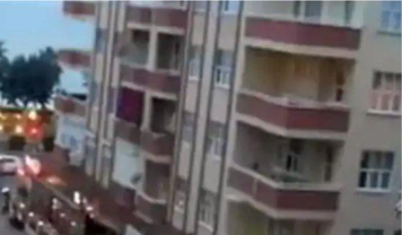 Alanya'da genç kadın intihara kalkıştı