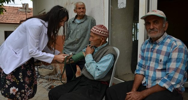 Alanya'daki yerinde hizmetten vatandaş memnun