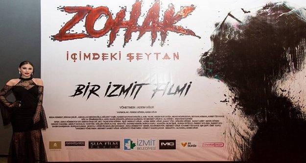 Alanyalı Gizem'in ilk filmi sinemalarda