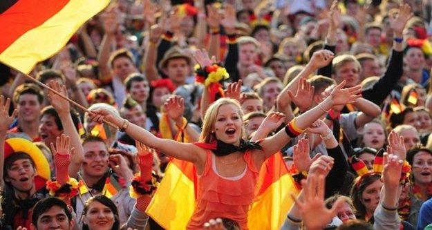 Almanlar Türkiye'den vazgeçemiyor