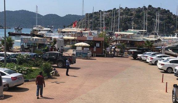 Antalya'da göçmen faciası