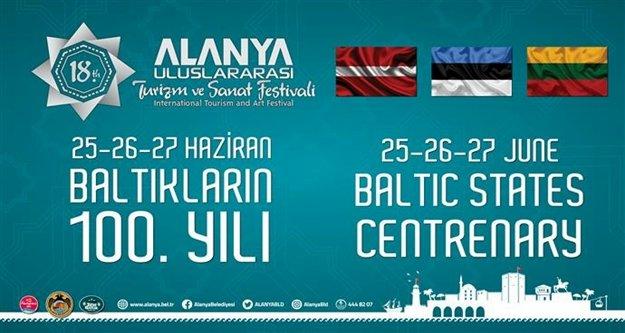 Bağımsızlıklarını Alanya'da kutlayacaklar