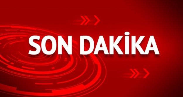 Bakan Çavuşoğlu'nun konvoyu Alanya'da kaza yaptı