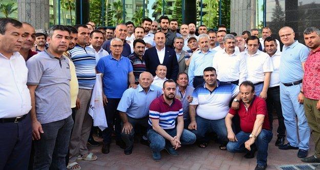 """'Bu seçim sadece Türkiye için değil, evladı Fatiha'nlar içinde çok önemli"""""""
