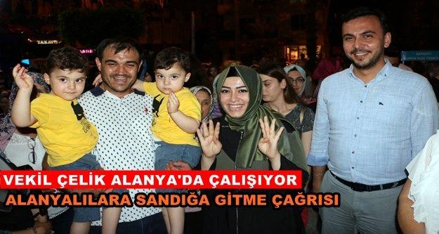"""Çelik, '24 Haziran Türkiye için bir milattır"""""""