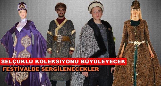 Fesitvale özel Selçuklu Sultanı Kıyafetleri