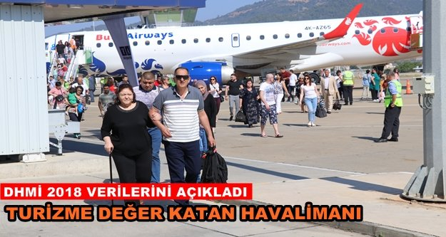 GZP-Alanya'da yüzde 112'lik yolcu artışı