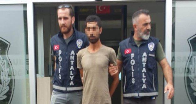 Hırsızlık operasyonu: 1 kişi gözaltında