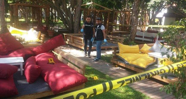 İşletme ortakları arasında silahlı kavga: 2 yaralı