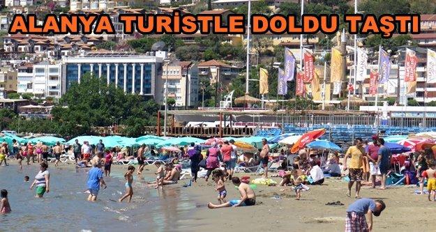 İşte Antalya'nın bayram raporu