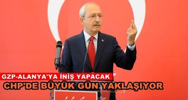 İşte Kılıçdaroğlu'nun Alanya programı