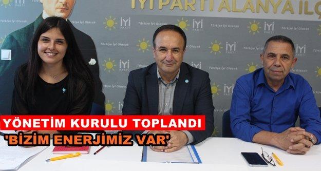 'İYİ Parti Cesur İnsanların Partisidir!'