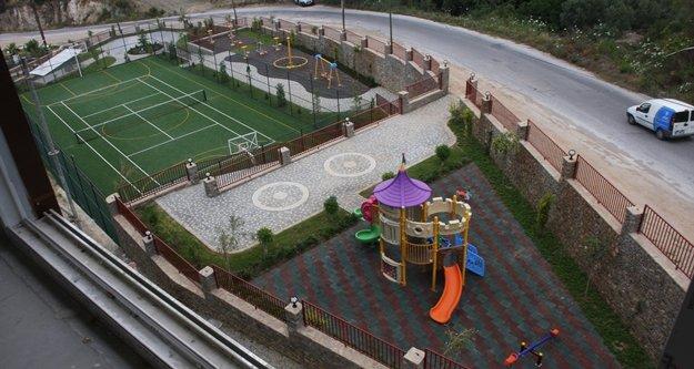 Kargıcak Mahallesi'ne yeni park