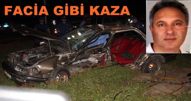 Komşuda trafik kazası: 1 ölü, 7 yaralı var
