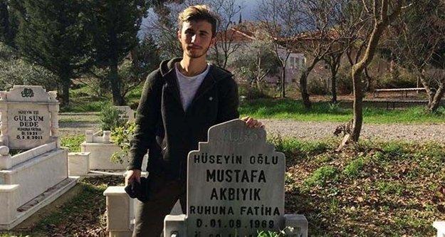 Maç sonrası kaza yapan motosikletli genç 2 günlük yaşam savaşını kaybetti
