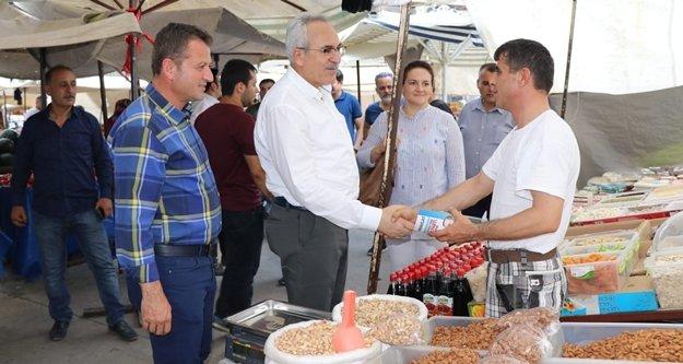 """'Manavgat yeni yatırımlarla önemli kazanımlar elde edecek"""""""
