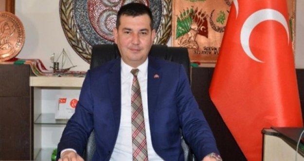 MHP'li Türkdoğan'dan bayram mesajı