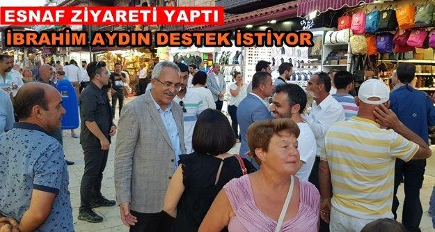 """Milletvekili Aydın: '24 Haziran milat olacak"""""""