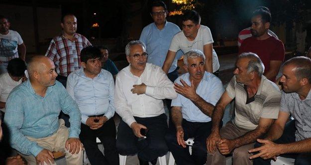 """Milletvekili Aydın: 'Hizmetkar olmaya devam edeceğiz"""""""