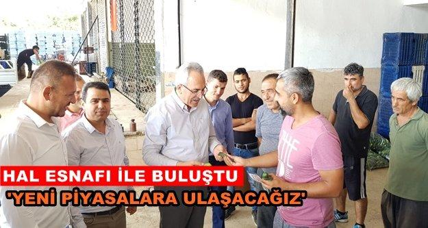 """Milletvekili Aydın: 'Tarım ve ihracat şahlanacak"""""""