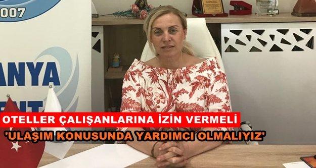 Nurhan Özcan'dan 24 Haziran açıklaması