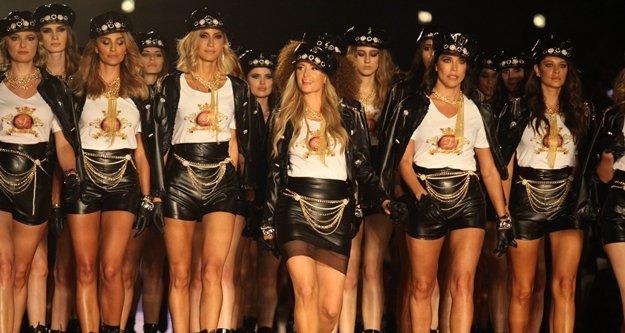 Paris Hilton rüzgarı esti