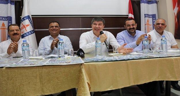 """Türel: 'Bu seçim Türkiye'nin 5 değil 100 senesini belirleyecek"""""""