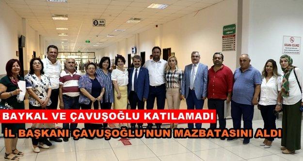Antalya Milletvekilleri mazbatalarını aldı