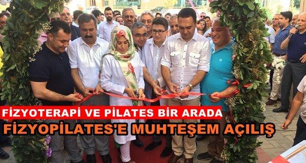Fizyopilates Alanya'da kapılarını açtı!