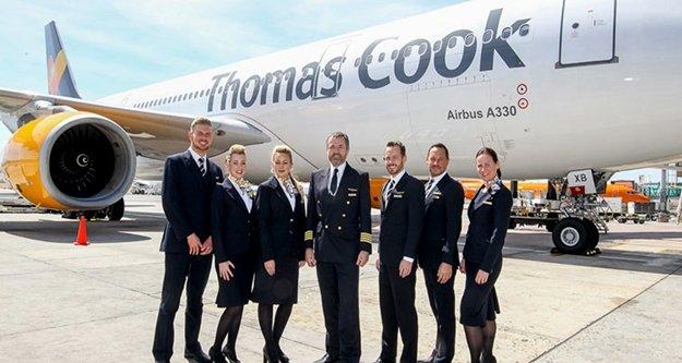 Thomas Cook'tan turizme güzel haber