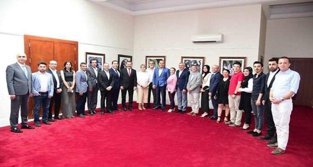 Türkiye Kent Konseyleri Birliği'nde Alanya farkı