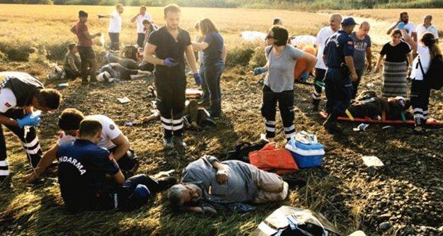 Türkiye yasta! Facia gibi kazada 24 ölü var