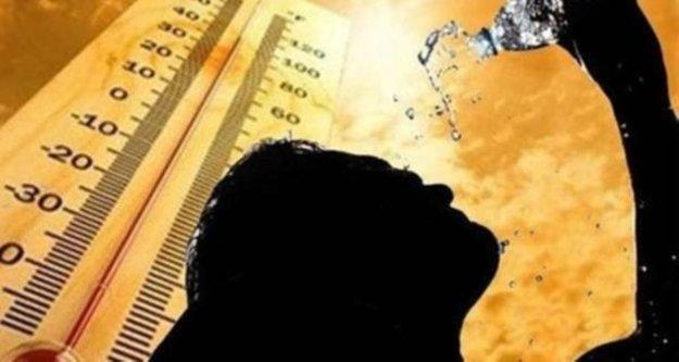 Valilikten vatandaşlara sıcak hava uyarısı