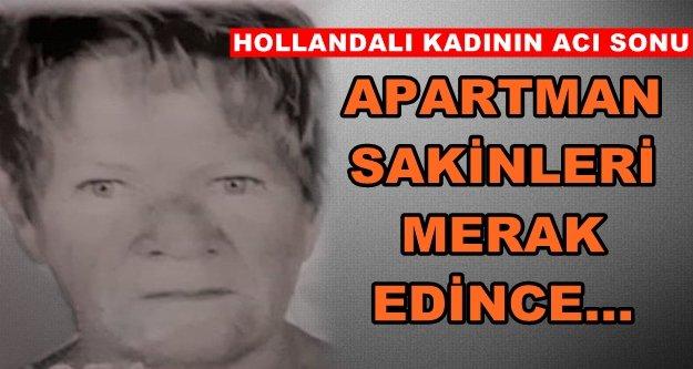 64 yaşındaki kadın evinde ölü bulundu