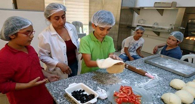 Çocuklara yönelik Aşçılık atölyesi açıldı
